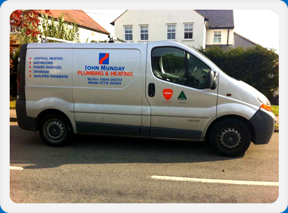 Central heating - Haddenham, Lower Winchendon, Aylesbury, Princes Risborough, Thame, Bicester - John Munday Plumbing & Heating - boiler